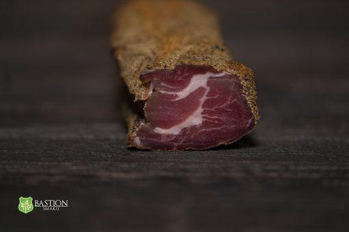 Bastion Smaku - Baleron Pruski - Prussian Smoked Ripened Pork Neck