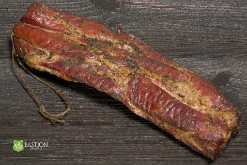 Bastion Smaku - Baleron Wędzony - Smoked Pork Neck
