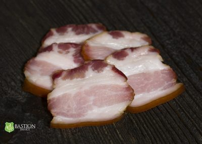 Bastion Smaku - Bekon - Cold Bacon - Smoked Ripening Cold Meats