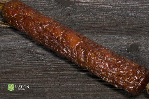 Bastion Smaku - Kiełbasa Królewska Sucha - Dry Royal's Smoked Sausage