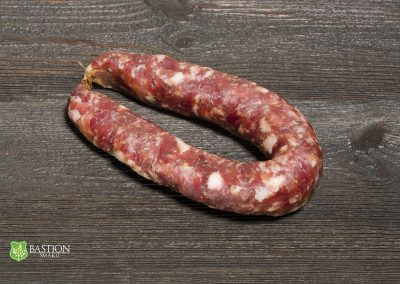 Bastion Smaku - Kiełbasa Oschła - Dried Ripened Raw Sausage