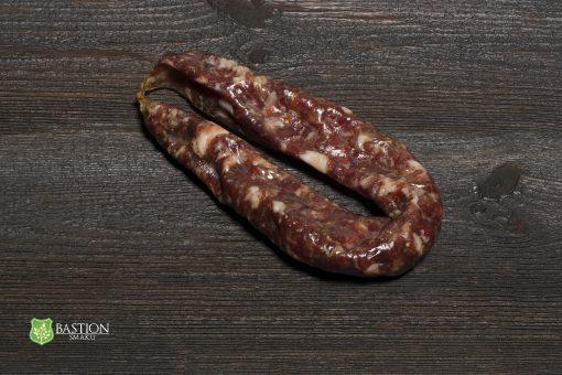 Bastion Smaku - Kiełbasa Oschła - Dried Ripened Raw Sausage