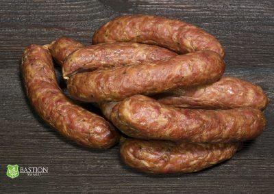 Bastion Smaku - Kiełbasa Pazia - Squire's Smoked Sausage