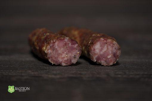 Bastion Smaku - Kiełbasa Pazia Sucha - Dry Squire's Smoked Sausage
