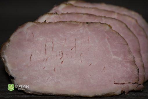 Bastion Smaku - Schab Wędzony - Smoked Pork Loin